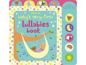 Baby's very first lullabies book 1