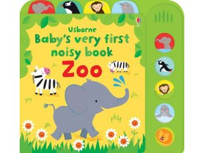 Baby's very first noisy book Zoo 1