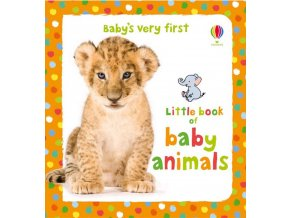 Little book of baby animals 1