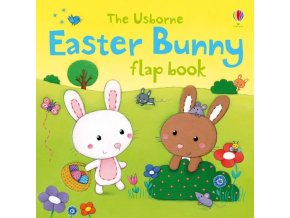 Easter Bunny flap book 1