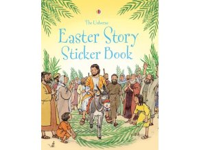 Easter story sticker book 1