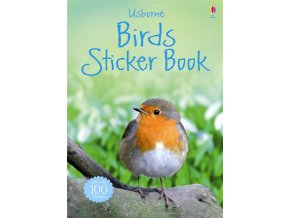 Birds Sticker Book
