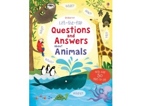 Lift the flap questions and answers about animals 1