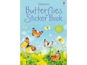 Butterflies Sticker Book 1