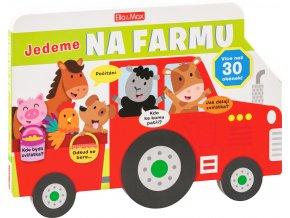 JEDEME NA FARMU – Obrázková školička pro nejmenší 1