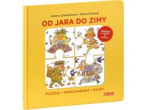 OD JARA DO ZIMY – Puzzle, básničky, omalovánky, kvízy 1