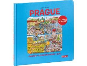 PRAGUE – Puzzles, Colouring, Quizzes 1