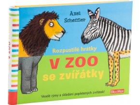 Rozpustilé hrátky V Zoo kniha 1