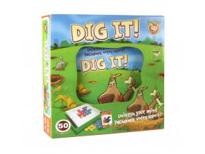 Logická hra Dig It 1