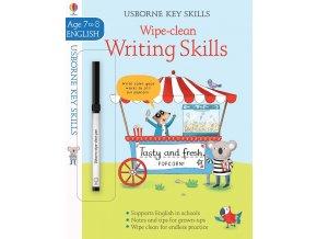 Wipe Clean Writing Skills 7 8
