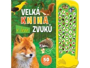 Velká kniha zvuků v lese 1