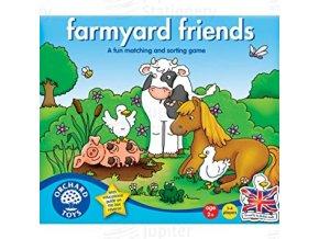 Vzdělávací hra Přátelé na farmě 1