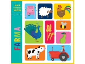 Malá obrázková knížka Farma 1