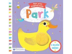 Moje první dotyková knížka Park 1