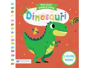 Moje první dotyková knížka Dinosauři 1