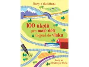 100 úkolů pro malé děti (nejen) do vlaku 1