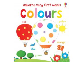 Very first words colours 1