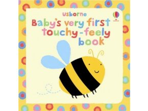 Baby's very first touchy feely book 1
