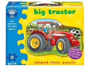 Orchard Toys Puzzle Traktor 25 dílků 1
