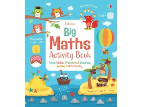 Big maths activity book 1