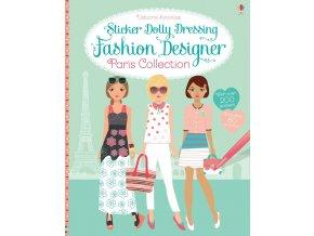 Fashion designer Paris collection 1