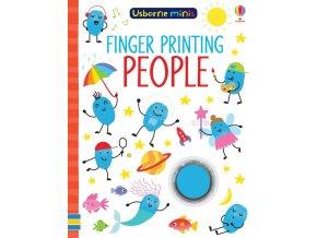 Finger Printing People - POŠKOZENÝ SEŠIT