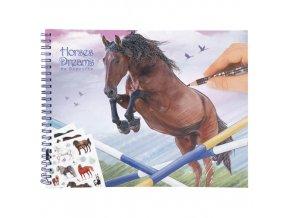 Omalovánky Horses Dreams 1