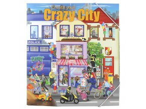 Create Your Crazy City 1