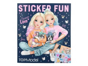 Top Model Sticker Fun 1