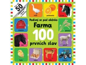 Podívej se pod okénko Farma 100 prvních slov 1