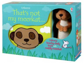 That's not my meerkat... book and toy 1