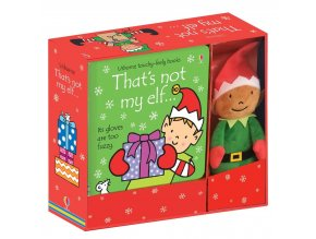 That's not my elf... book and toy 1