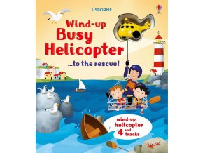 Wind up busy helicopter...to the rescue