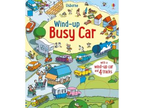 Wind up busy car 1