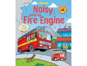 Noisy wind up fire engine 1