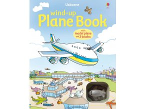 Wind up plane book 1
