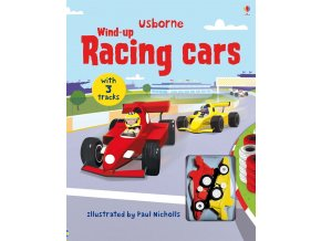 Wind up racing cars 1