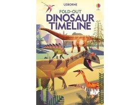 Fold Out Dinosaur Timeline