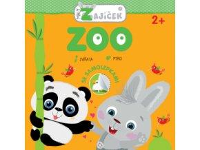 Malý zajíček Zoo 1