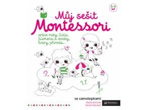Můj sešit Montessori 1