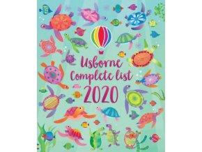 Usborne katalog 2020