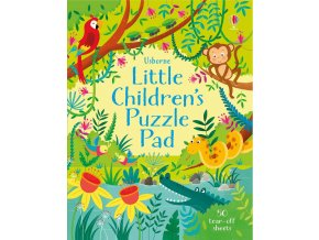Little Children's Puzzle Pad 1