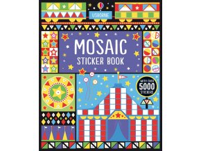 Mosaic sticker book 1