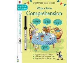 Wipe Clean Comprehension 8 9
