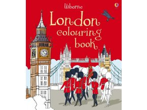 London colouring book 1