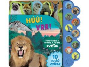 Húú Mňau Vrr Poslechněte si zvířata z celého světa 1
