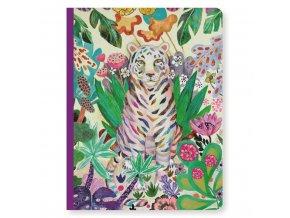 Krásný designový zápisník Martyna