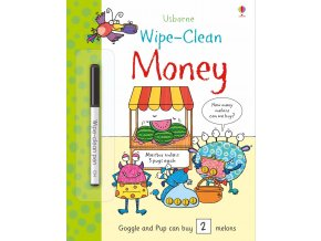 Wipe clean money 1