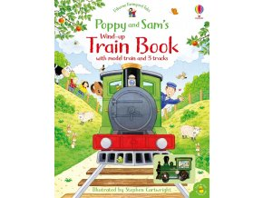 Poppy and Sam's Wind Up Train Book