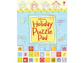 Holiday puzzle pad 1
